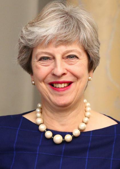 Theresa May, Former British Prime Minister