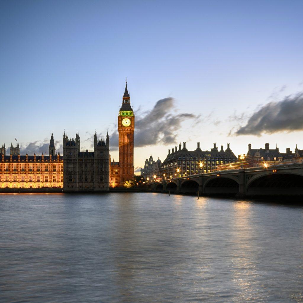 Westminster Biridge and Big Ben